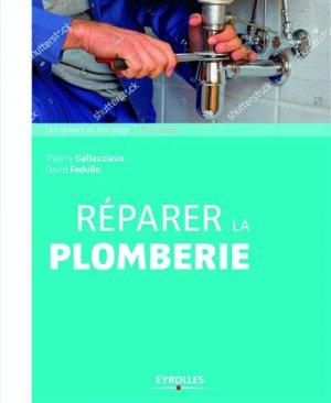 Réparer la plomberie - eyrolles - 9782212676860