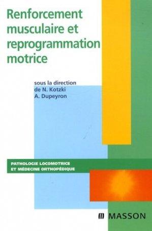 Renforcement musculaire et reprogrammation motrice-elsevier / masson-9782294703829