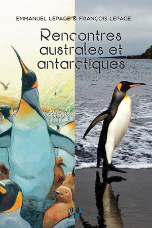 Rencontres australes et antarctiques-locus solus-9782368332658