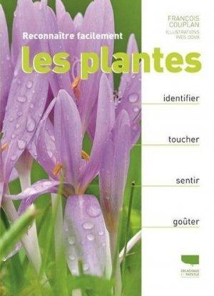 Reconnaître facilement les plantes-delachaux et niestlé-9782603026762