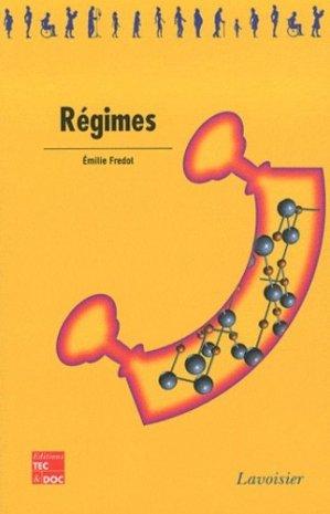 Régimes-lavoisier / tec et doc-9782743013097