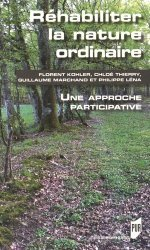 Réhabiliter la nature ordinaire-presses universitaires de rennes-9782753543522
