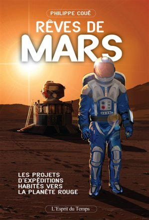 Rêves de Mars-l'esprit du temps-9782847954104
