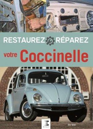 Restaurez, réparez votre Coccinelle-etai-9791028302825