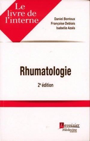 Rhumatologie - lavoisier msp - 9782257206077