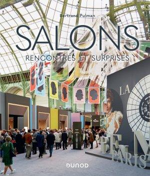 Salons, rencontres et surprises... - dunod - 9782100784196