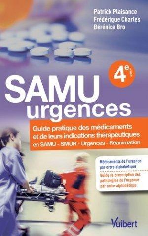 Samu urgences-vuibert-9782311660012