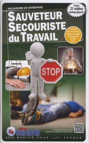 Sauveteur Secouriste du Travail-icone graphic-9782357383821