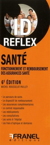 Santé-arnaud franel-9782896036134