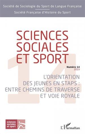 Sciences sociales et sport 14-l'harmattan-9782343179803