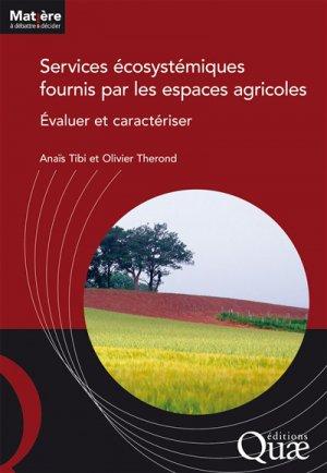 Services écosystémiques fournis par les espaces agricoles-quae-9782759229161