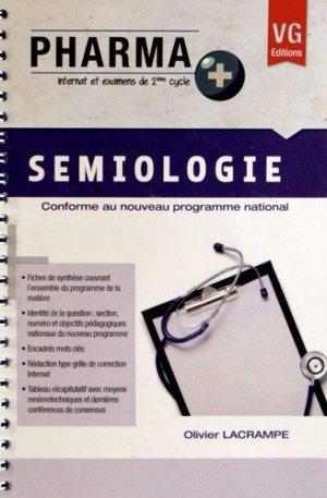 Sémiologie-vernazobres grego-9782818306796