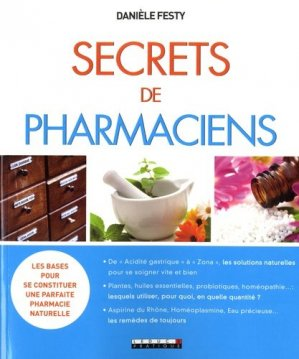 Secrets de pharmaciens-leduc-9791028510534