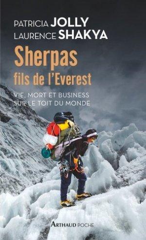Sherpas, fils de l'everest-arthaud-9782081444966