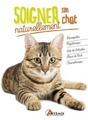 Soigner son chat naturellement-Artémis-9782816014778