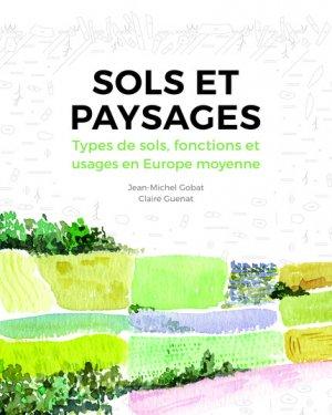 Sols et paysages - ppur - 9782889152957