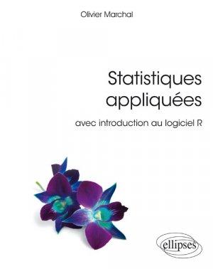 Statistiques appliquées avec introduction au logiciel R-ellipses-9782340021594