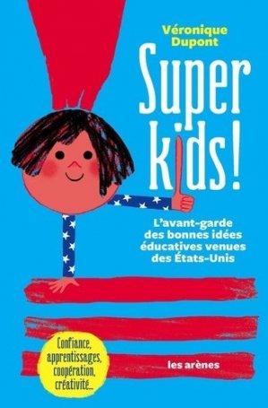 Super Kids-les arènes-9782711200962