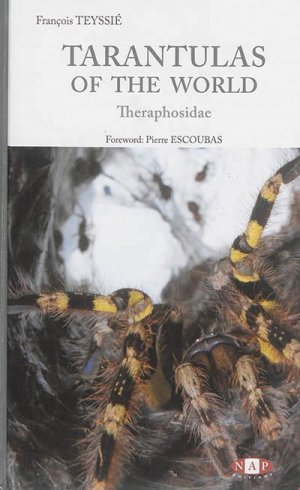 Tarantulas of the World - Theraphosidae-nap-9782913688247
