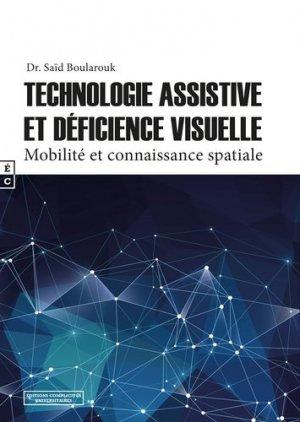 Technologie assistive et déficience visuelle-complicités-9782351201985