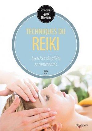Techniques du reiki-de vecchi-9782732898636