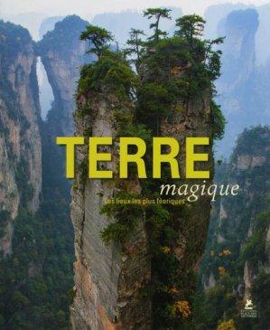 Terre magique - Les lieux les plus féeriques - place des victoires - 9782809916232