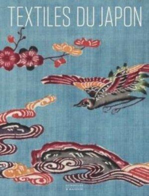 Textiles du Japon-citadelles et mazenod-9782850888021