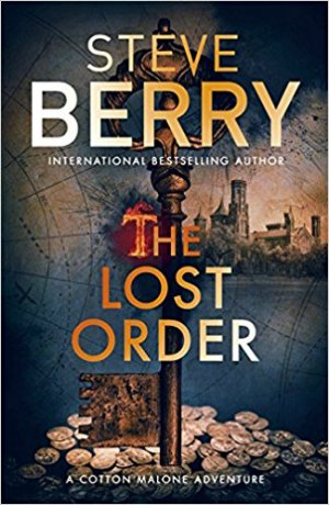 The Lost Order - HACHETTE UK - 9781473670228