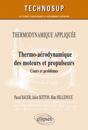 Thermo-aérodynamique des moteurs et propulseurs - ellipses - 9782340030893