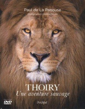 Thoiry - l'archipel - 9782809826227