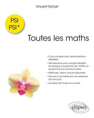 Toutes les maths en PSI-PSI*-ellipses-9782340024717