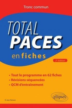 Total PACES en fiches - ellipses - 9782340032835