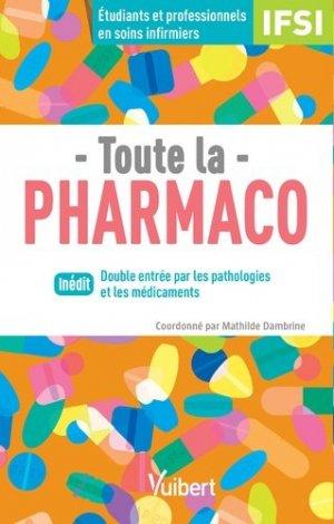 Toute la pharmaco-vuibert-9782843719226