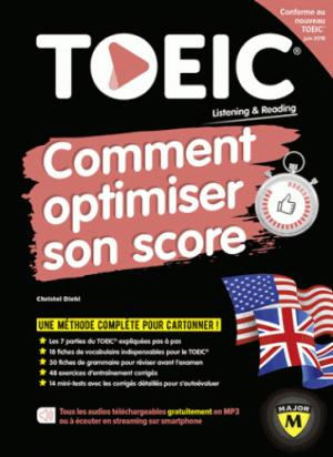 TOEIC - Comment Optimiser son Score-belin-9791035803780