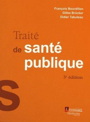 Traité de santé publique - lavoisier msp - 9782257206794