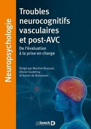 Troubles neurocognitifs vasculaires et post-AVC-de boeck superieur-9782353273997