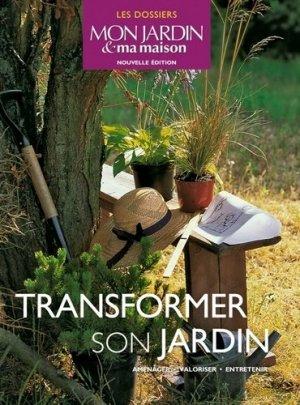 Transformer son jardin - glenat - 9782723487931