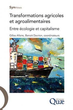 Transformations agricoles et agroalimentaires - quae - 9782759226146