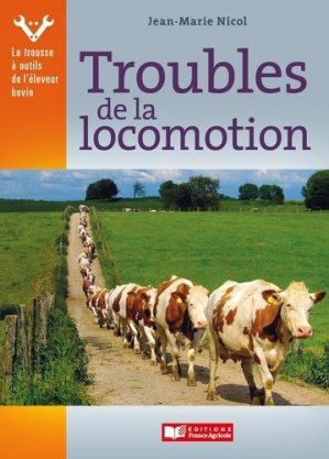 Troubles de la locomotion - france agricole - 9782855575766