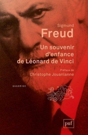Un souvenir d'enfance de Léonard de Vinci-puf-9782130817734