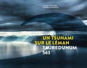 Un tsunami sur le Léman-presses polytechniques et universitaires romandes-9782889152803
