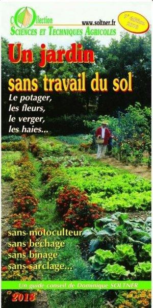 Un jardin sans travail du sol-sciences et techniques agricoles-9782907710220