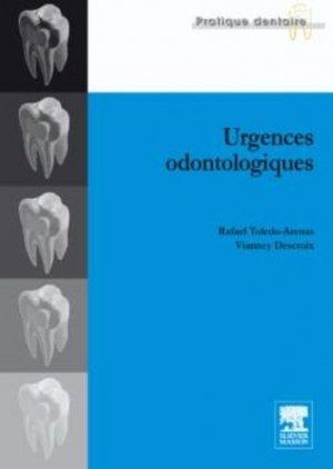 Urgences odontologiques - elsevier / masson - 9782294707353