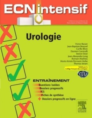 Urologie-elsevier / masson-9782294740763