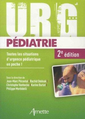 Urg'pédiatrie-arnette-9782718414454