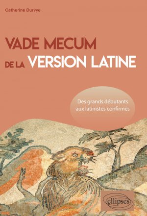 Vade mecum de la version latine - ellipses - 9782340030312