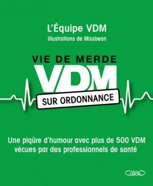 VDM sur ordonnance-michel lafon-9782749934280