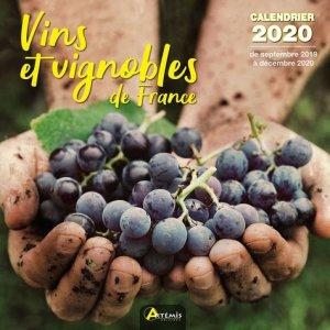 Vins et vignobles de France - artemis - 9782816015294