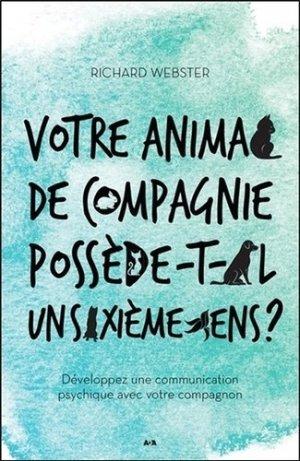 Votre animal de compagnie possède-t-il un sixième sens ?-ada-9782897860301