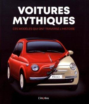 Voitures mythiques - Ces modèles qui ont traversé l'histoire-de l'imprevu-9791029508233